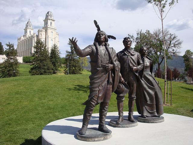Mormonen Ahnenforschung